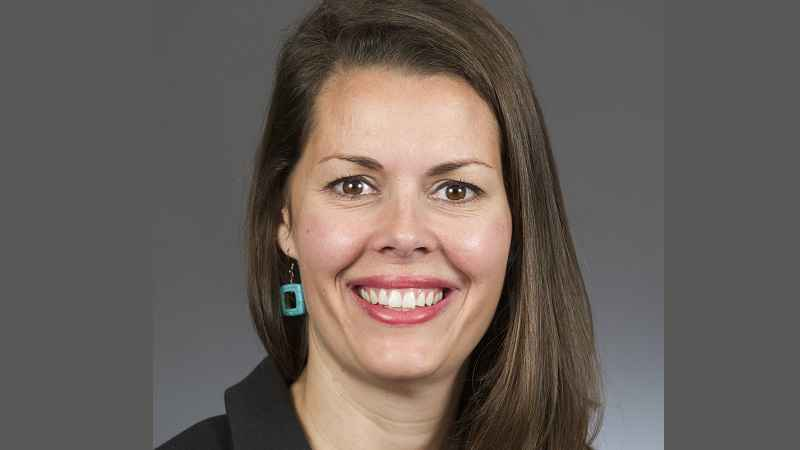 Rep. Liz Olson has been selected to be Majority Whip in the Minnesota House.