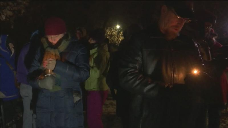 The annual Duluth Angel of Hope Candlelight Vigil made its way to the Twin Ports, honoring children who lost their lives too soon. The vigil also aims to bring peace and hope to area parents.