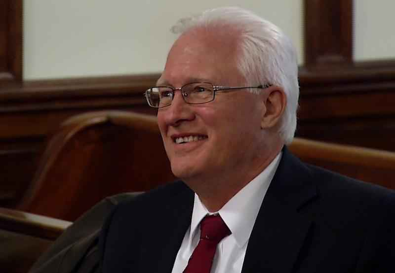 Don Dicklich is retiring after 14 years of being the St. Louis County Auditor.
