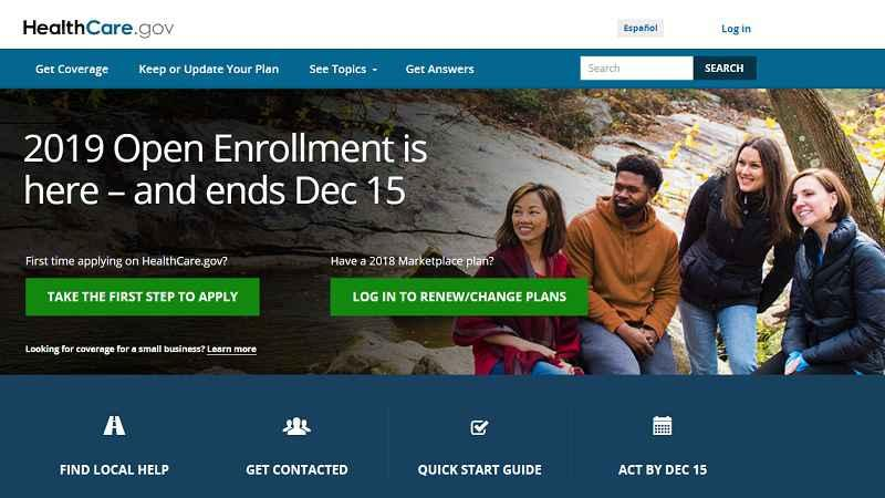 Obama Health Law Sign-Ups Lagging for 2019
