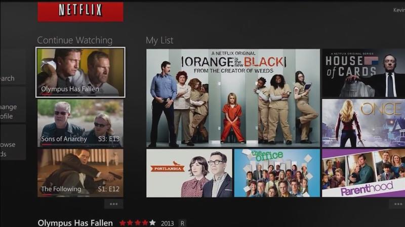 Netflix is raising prices in the U.S. five percent.
