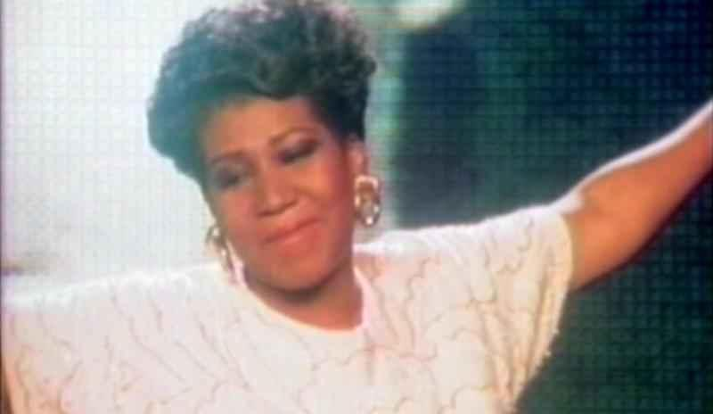 A long-planned movie about Aretha Franklin appears to be moving forward.