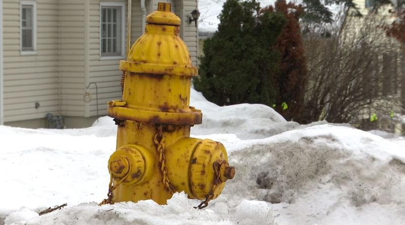 The Duluth Fire Department wants to remind residents to keep fire hydrants clear of snow or ice for the safety of everyone during emergencies.