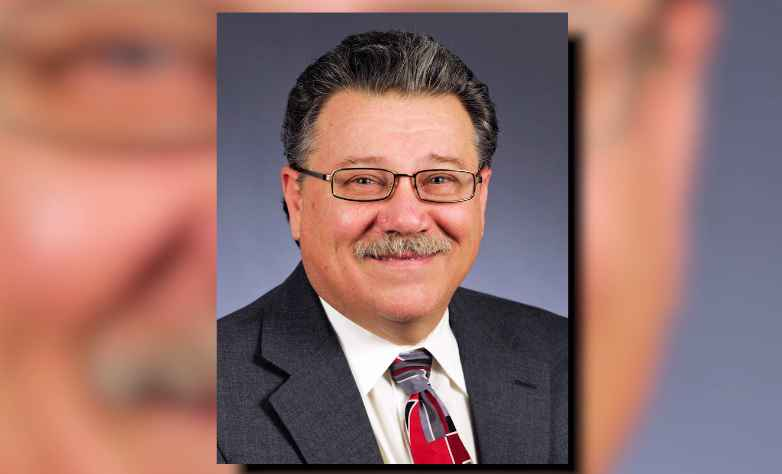 Funeral set for Tom Rukavina, who died on Monday.
