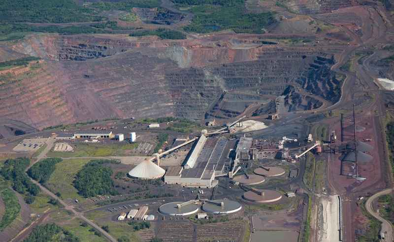 Empire Mine in Michigan could be restarted.
