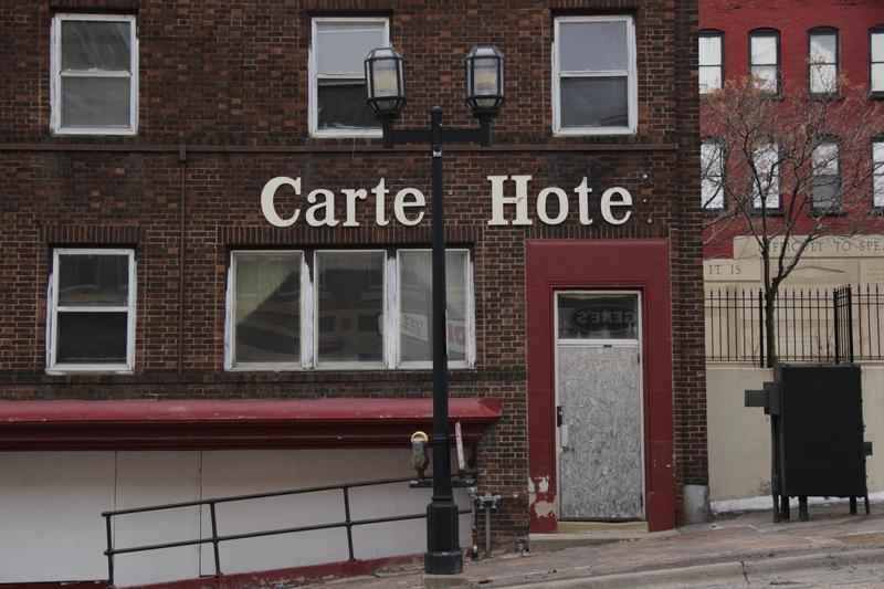 The Fond du Lac Band of Lake Superior Chippewa will begin deconstruction of the former Carter Hotel, located in Duluth between the Fond-du-Luth Casino, on Monday. The project is expected to be complete by June.