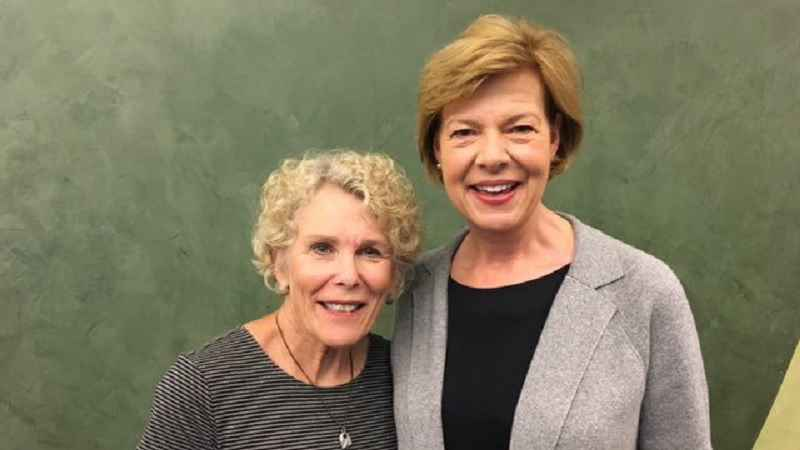 Diane Whitcraft of Webster will be Sen. Tammy Baldwin's guest for the State of the Union address.