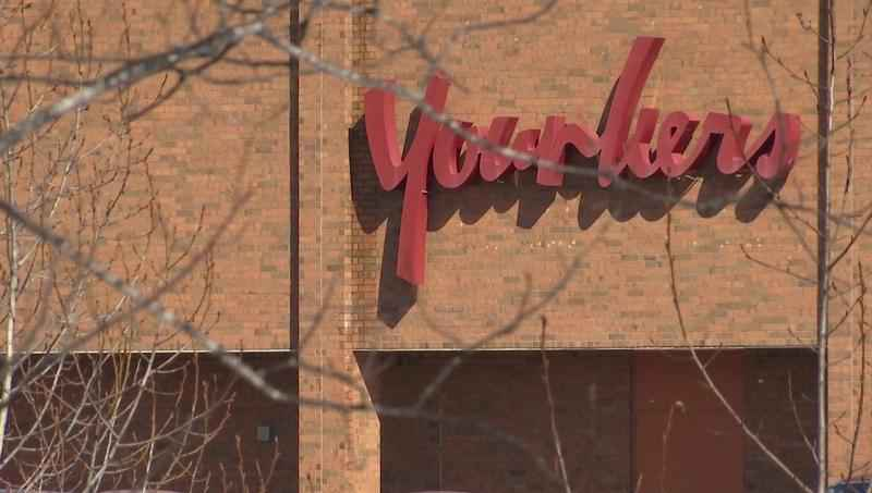 The former Younkers store in the Miller Hill Mall has been purchased by Essentia Health.