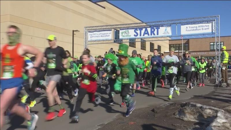 The Saint Fennessy 4K in Hermantown marks the start of a 3-race challenge put on by Grandma's Marathon. It's called the
