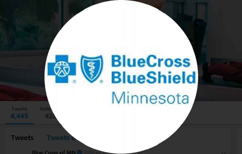 Blue Cross Blue Shield of MN confirms about about 40 layoffs from their Virginia office.
