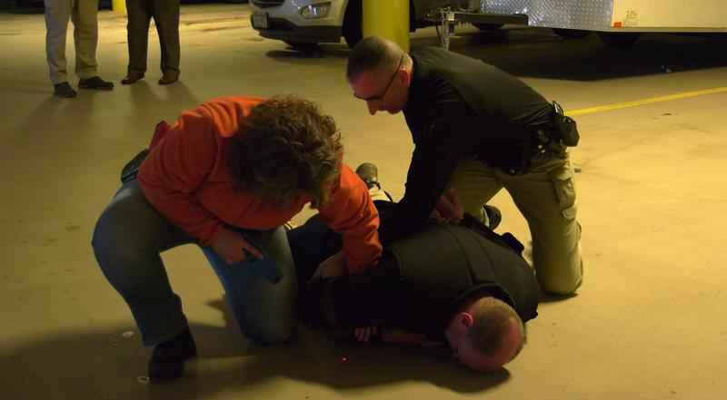 Duluth Police held a de-escalation training on Tuesday to prepare officers for any situations they may encounter while in the field.