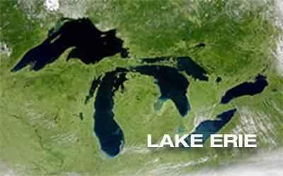 Ohio Governor Wants Nearly $1B for Lake Erie, Waterways