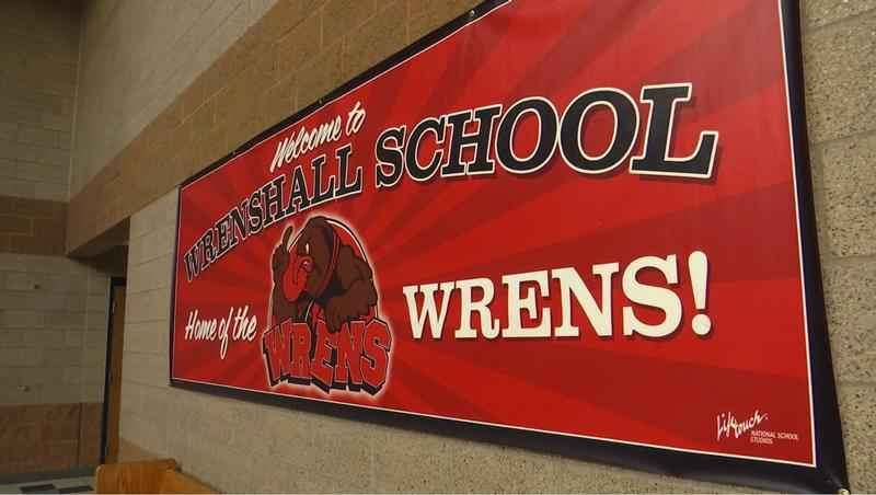 Wrenshall School District held the first of two informational meetings Thursday night as they�seek�voter approval for a $14.4 million referendum