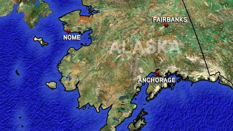 The Alaska Earthquake Center reports a magnitude 3.0 earthquake struck at 11:48 a.m. Sunday about 24 miles northwest of Valdez, which has about 3,900 residents.