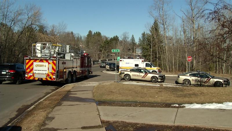 Duluth Police are investigating the discovery of a man's body in Chester Creek.