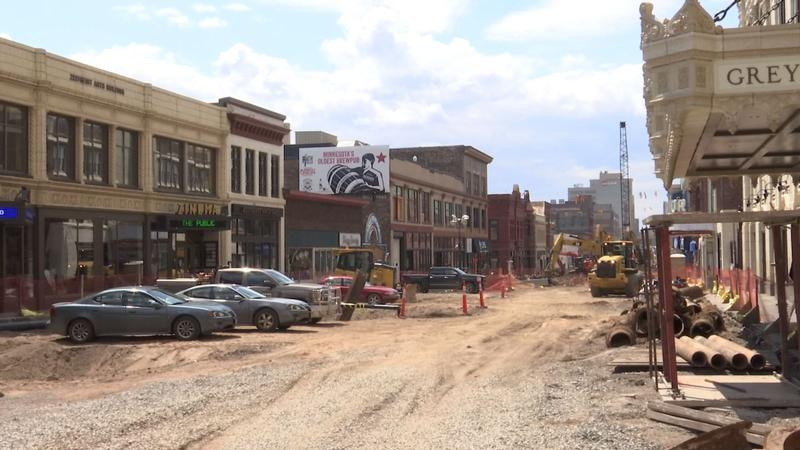 Special deals will be offered during Get Downtown Week to promote local businesses during the Superior Street Reconstruction project.