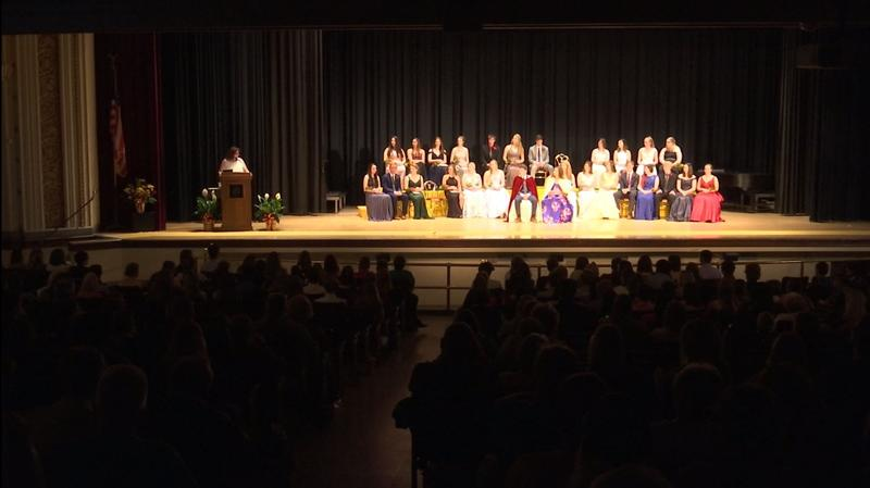 The 94th Denfeld High School honors night took place Thursday as they celebrated the academic achievements of their students and the $5.4 million dollars awarded to the senior class in scholarships.