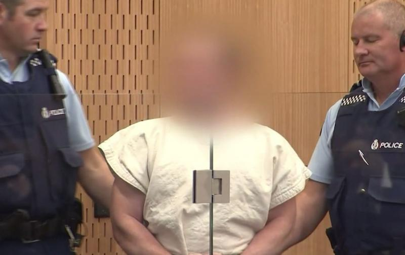 Police say they have charged 28-year-old Australian Brenton Tarrant with engaging in a terrorist act after the March 15 shootings at two mosques in New Zealand.