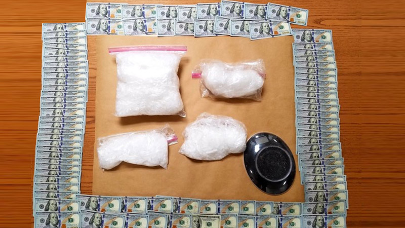 Seven Pounds of Methamphetamine Seized in Hibbing