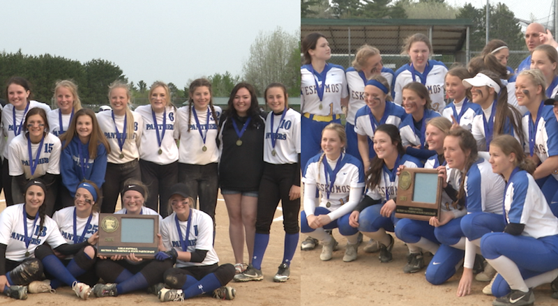Esko and South Ridge win their section championships to advance to State.