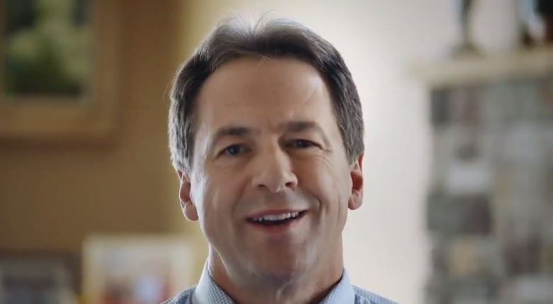 Montana Gov. Steve Bullock says he is seeking the 2020 Democratic presidential nomination. The 53-year-old on Tuesday became the third governor in a race with almost two dozen candidates.
