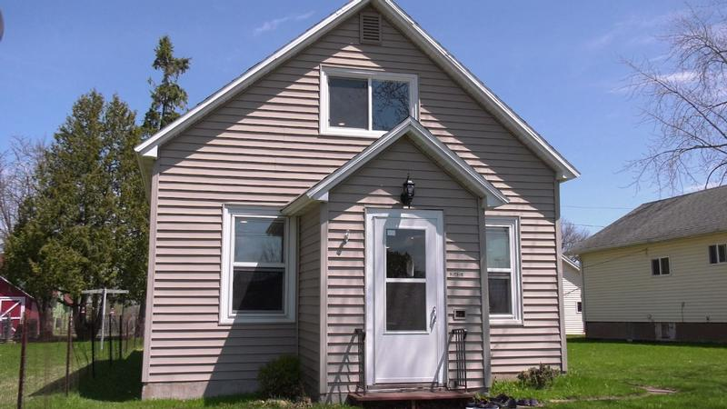 The City of Superior is restoring distressed and abandoned homes under the city's Home Restoration Program.
