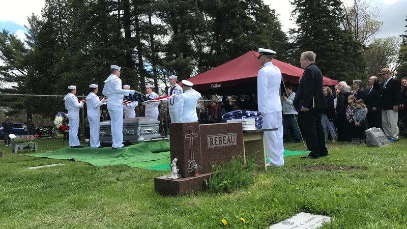 The Virginia sailor who died at Pearl Harbor was remembered fondly�during a full military honors funeral in Virginia Saturday. Dante Tini's life was cut short, but his family didn't have closure, until now.