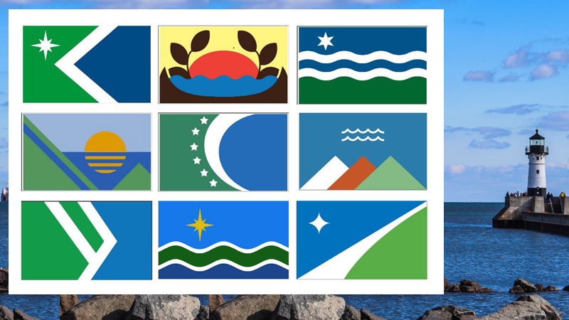 Public to Pick New Flag for Duluth