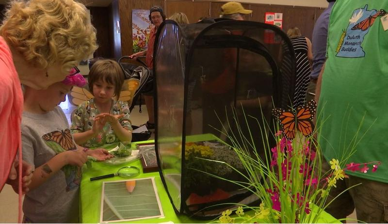 Community members enjoyed the 4th annual Monarch Festival.