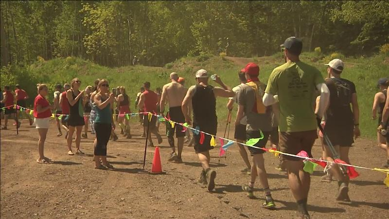 2nd Annual Last Runner Standing Race at Spirit Mountain.