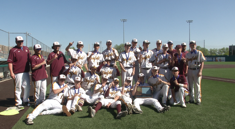 Duluth Denfeld is headed back to the state tournament for the first time since 1954.