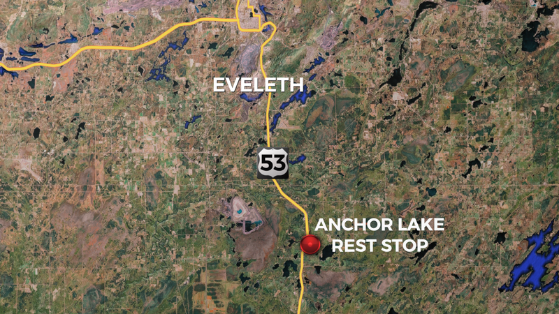 The Anchor Lake Rest Area will close on June 10th for a resurfacing and bridge repair project.