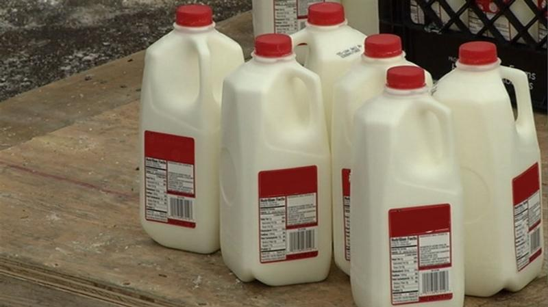 Milk Production Ending in 2 UP Counties