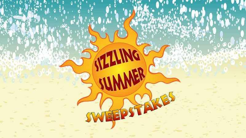 Sizzling Summer Sweepstakes 2020