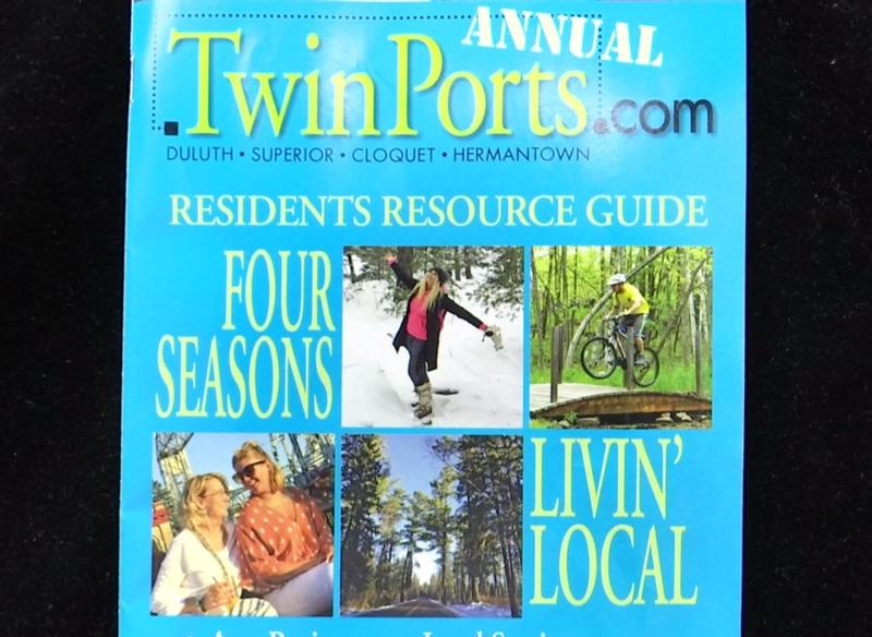 A new guide for the Twin Ports will hit mailboxes for around 60,000 Northland residents over the next week.�