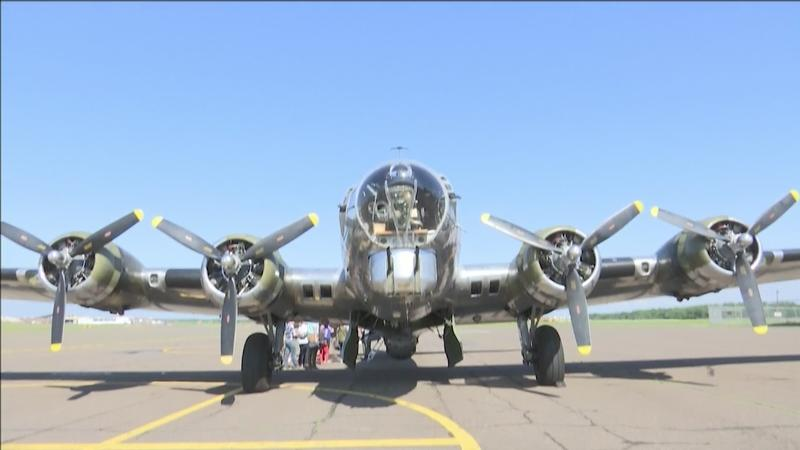 Duluth Air Show Preview: A Ride in B-17 Yankee Lady