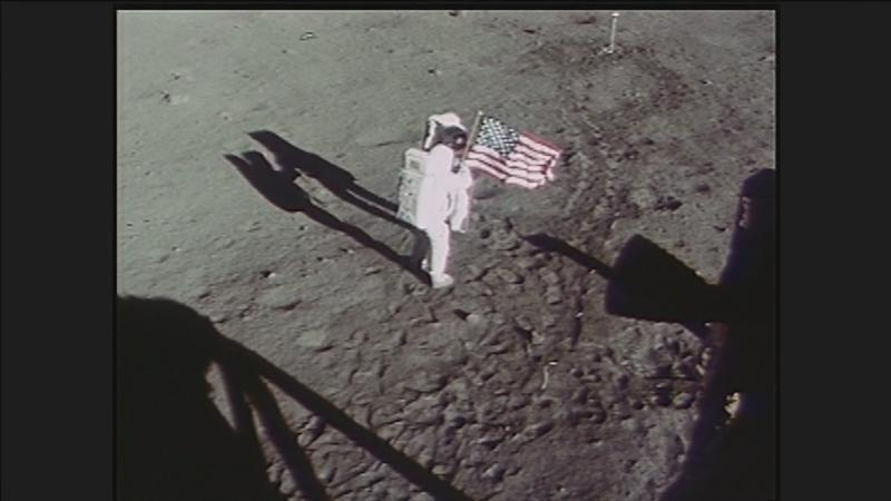 The school is using education and fun to celebrate the 50th anniversary of the Apollo 11 moon landing.
