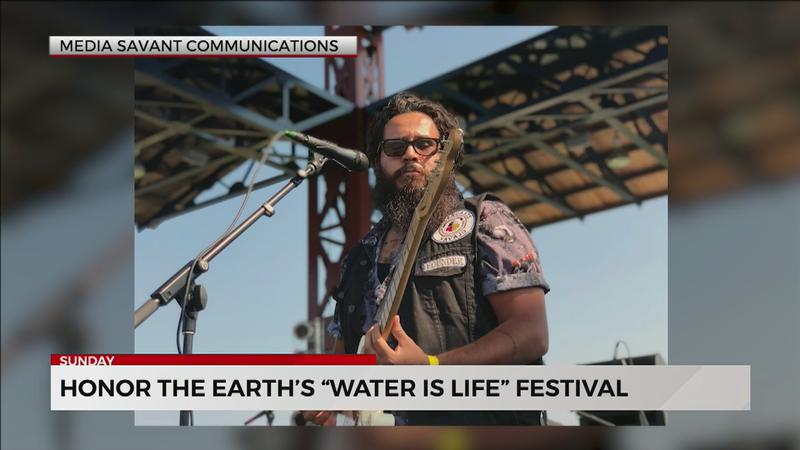 Water is Life Festival is this Sunday, July 21.