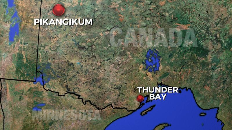 Thunder Bay Stops Accepting Fire Evacuees