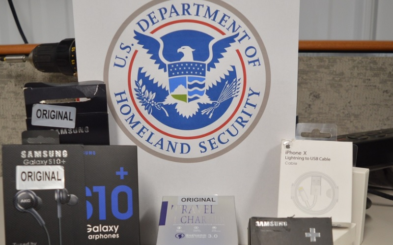 Customs Officers Seize $1,000,000 Worth of Counterfeit Goods | www