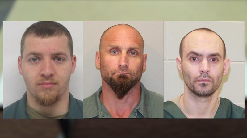 Steven Metzig, Phillip Bacon, and Michael Garcia are all set to be released in the coming weeks.