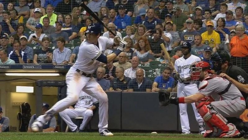 Christian Yelich hit his second career grand slam, Keston Hiura and Lorenzo Cain each had a solo home run, and the Milwaukee Brewers got a needed 13-1 victory over the Atlanta Braves on Tuesday night.