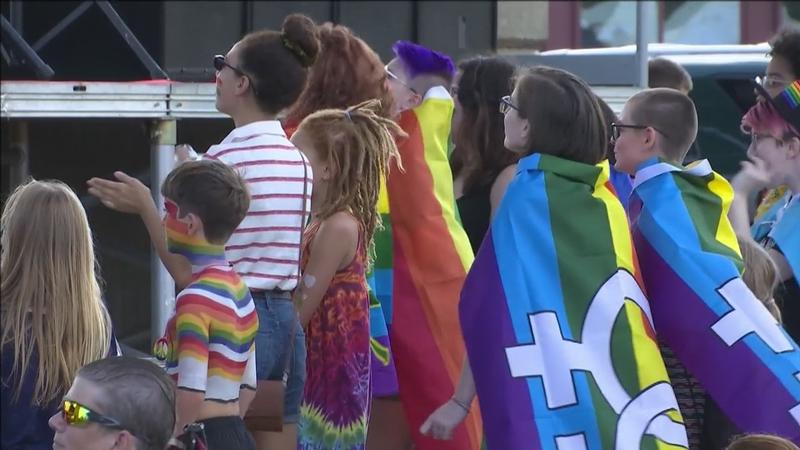 Events are happening all weekend long to show pride in Duluth and Superior.