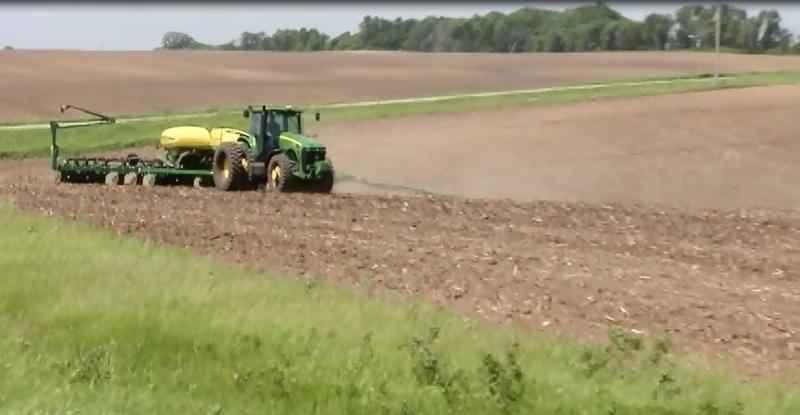 Wisconsin continues to top the nation in family farm bankruptcies.