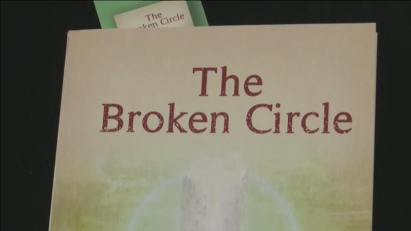 The author of the newly released book, The Broken Circle, is signing copies in Duluth.