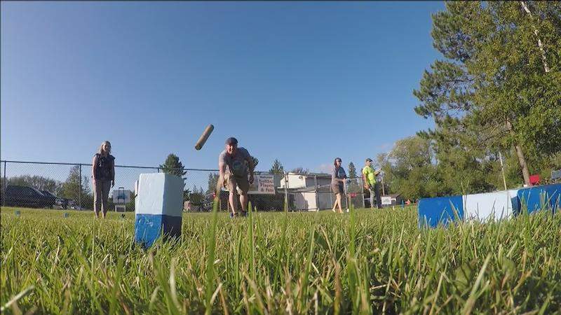Up North: Kubb Your Enthusiasm