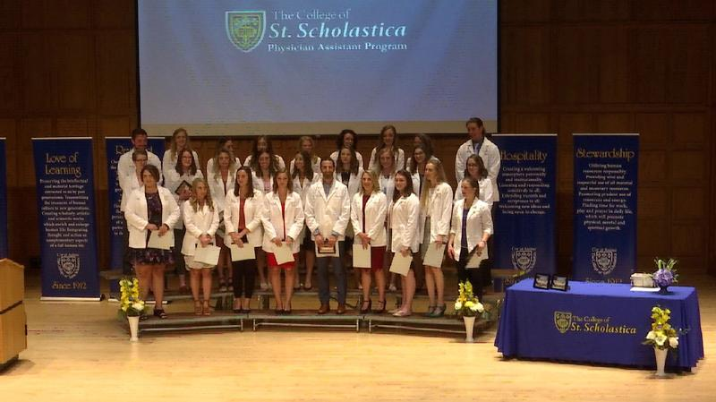 CSS Graduates Inaugural Class of Physician Assistants