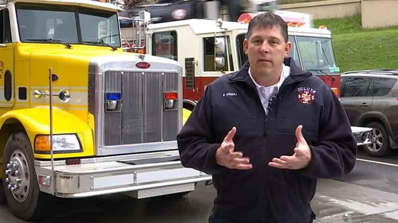 Shawn Krizaj is being recommended to be hired as Duluth's new fire chief.