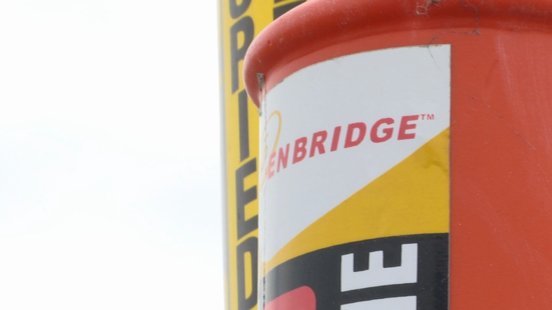 Enbridge Working on New Route for Northern Wis  Pipeline