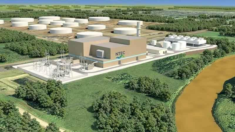 An American Indian tribe in northern Wisconsin has joined environmental groups urging state regulators to reject plans to build a $700 million natural gas-fired power plant in Superior.